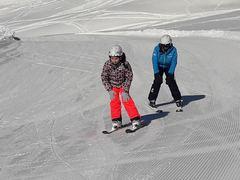 Skitag der Klasse 3b