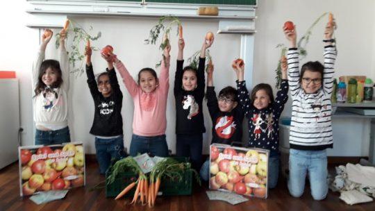 Obst und Gemüse stärkt uns alle!