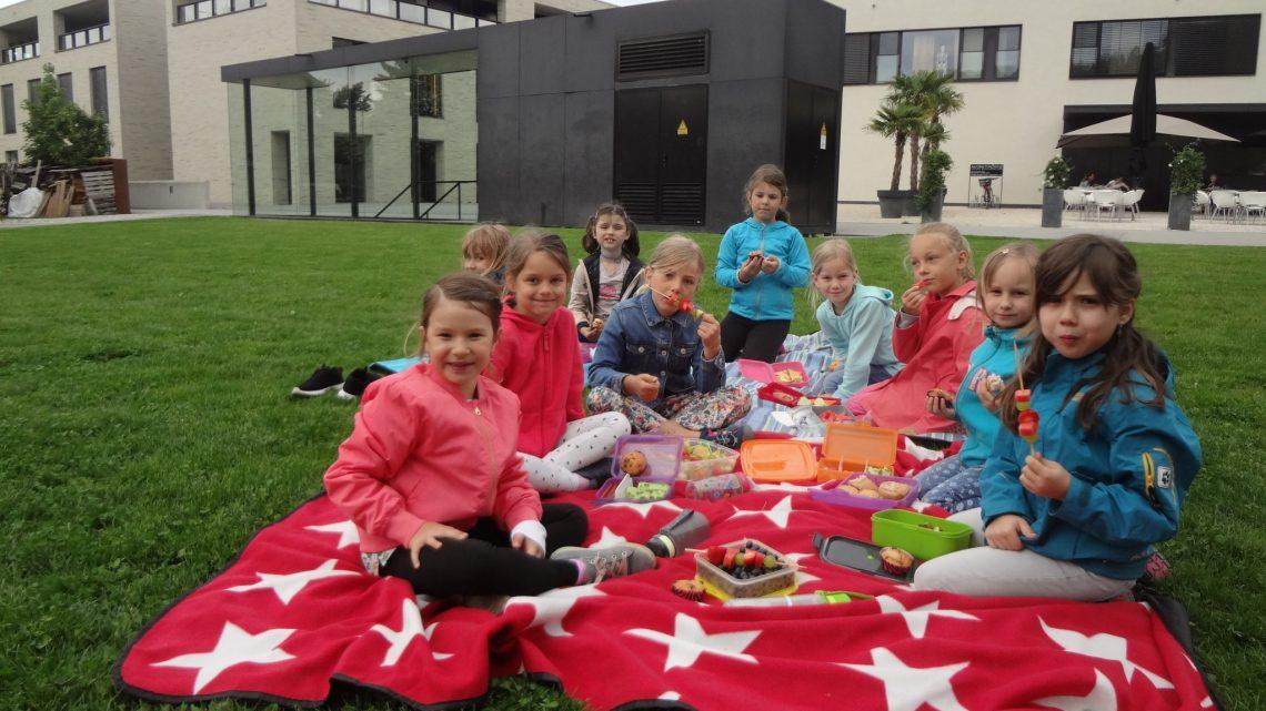 Picknick im Herzen Rankweils