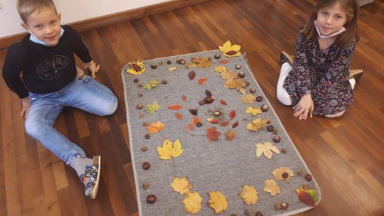 Herbstmandalas der 1a