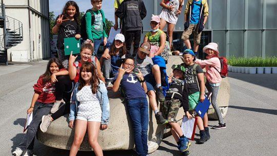 Ausflug Bregenz